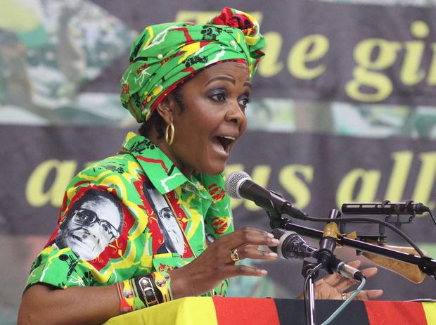 Фото №10 - Из первой леди в изгои: как Грейс Мугабе стала врагом своего народа