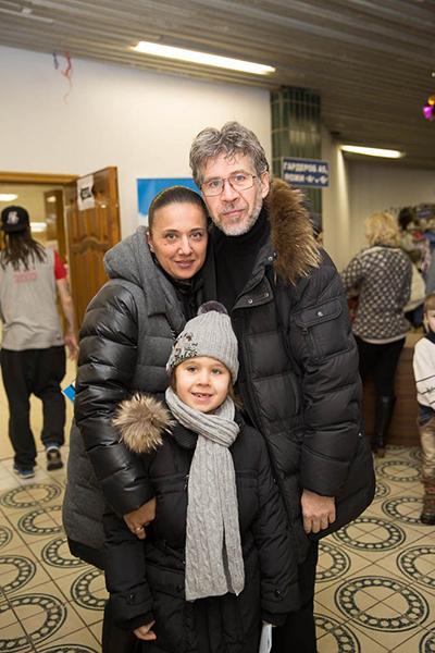Фото №9 - Мария Киселева с успехом показала премьеру новогоднего шоу на воде