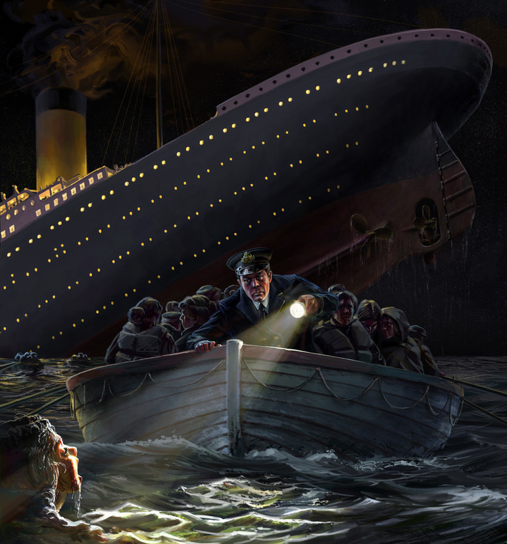 Фото №1 - «Титаник» Российской империи