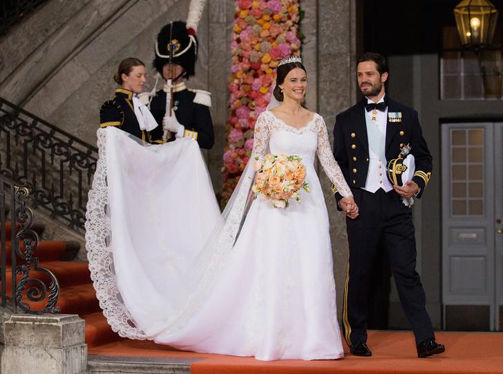 Фото №4 - Первый танец: какие песни выбирали для свадьбы королевские пары