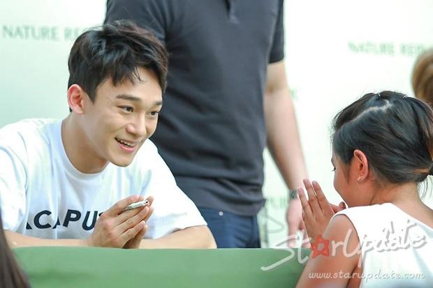 Фото №6 - 11 причин, почему Чен из EXO будет самым лучшим на свете папой