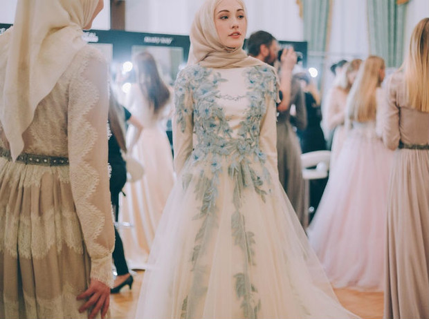 Фото №3 - Шестой день Mercedes-Benz Fashion Week Russia 2017