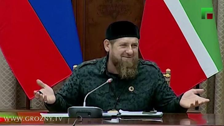 Фото №1 - Рамзан Кадыров заявил, что убийство Джорджа Флойда— это заказ госсекретаря США