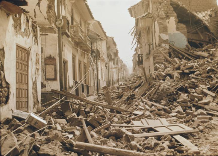 Фото №8 - История потрясений: 10 самых разрушительных землетрясений XX и XXI веков