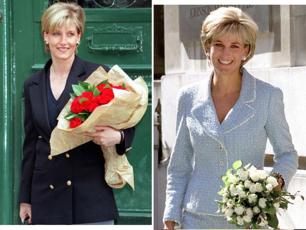 Фото №1 - Королевская хитрость: что общего между «любимой невесткой Королевы» и принцессой Дианой