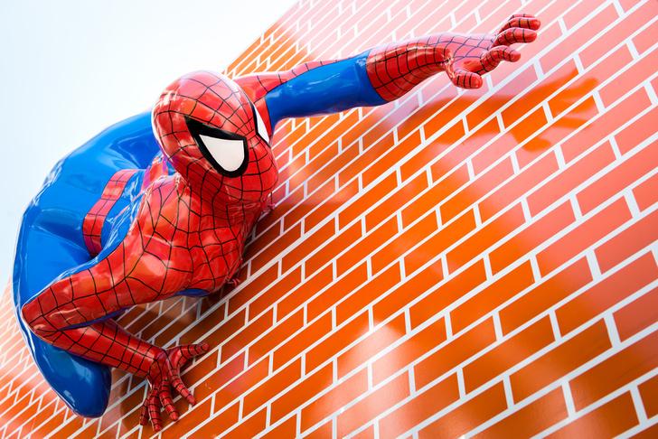 Фото №1 - Ученые рассказали, почему существование человека-паука невозможно