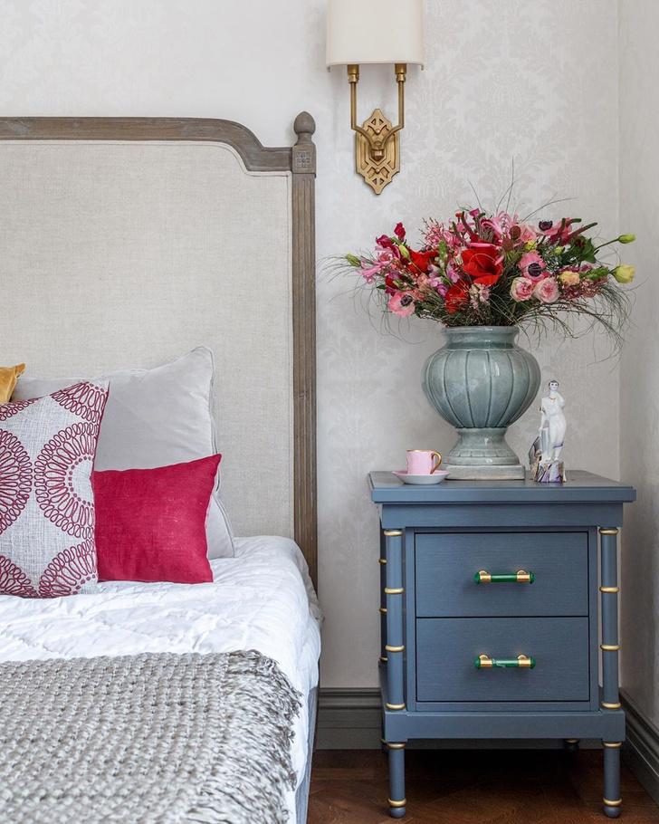 Фото №8 - 10 способов сделать вашу спальню роскошнее