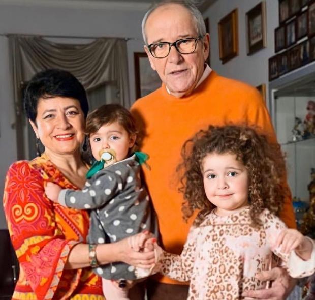 Эммануил Виторган дети фото