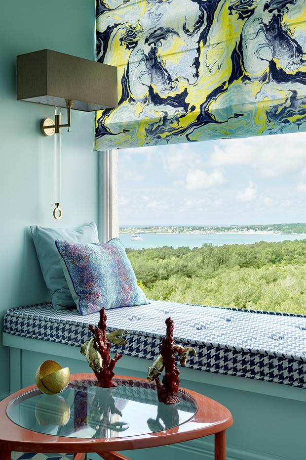 Фото №4 - Уютный уголок у окна: 8 креативных решений