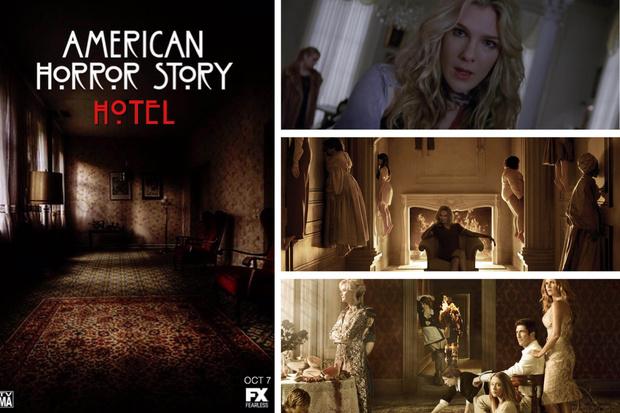 Американская история ужасов Отель
