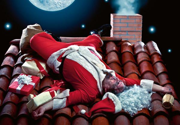 Фото №1 - 10 признаков, что новогодняя ночь удалась