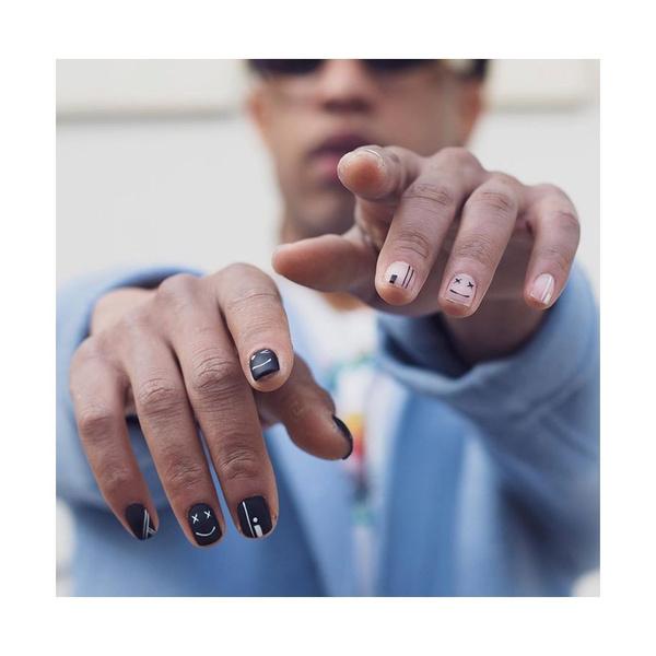 Фото №5 - Пацанский маникюр: крутейшие нейл-дизайны для модных парней