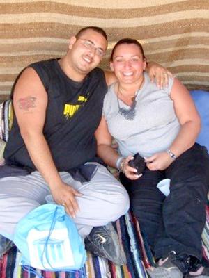 Фото №1 - Пара сбросила 120 кг на двоих, чтобы зачать