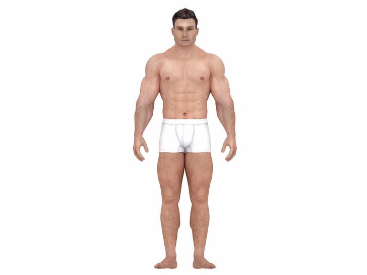 Фото №8 - Как менялся идеал мужского тела на протяжении последних 150 лет (5 этапов в картинках)