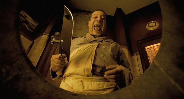 Кадр из фильма братьев Тарковских «Андрей Рублёв». А может и нет, все очень сложно.