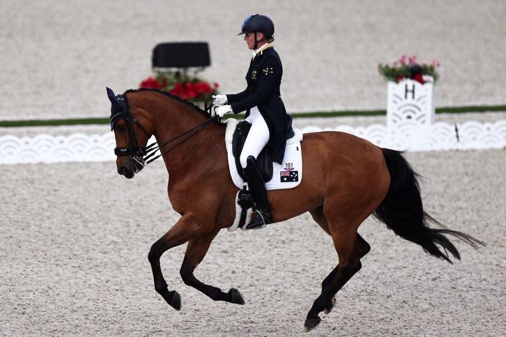 Фото №2 - Фрики Олимпиады: они не выиграли медали, но вошли в историю Игр