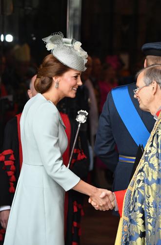 Фото №2 - Герцоги Кембриджские и Сассекские вместе вышли на работу