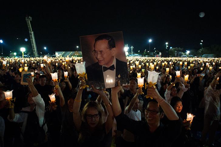 Фото №1 - Туристам советуют не посещать Бангкок в конце октября