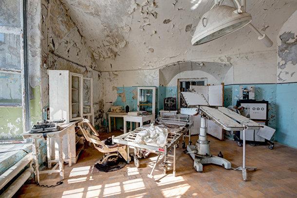 Фото №9 - Еще 5 живописных заброшенных сооружений