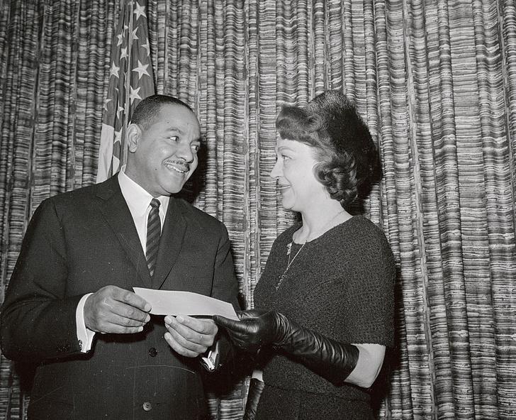 Фото №2 - Провидица или шарлатанка: кем была Джин Диксон, предсказавшая убийство Кеннеди и гибель Монро