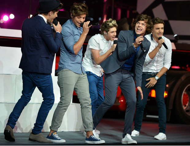 Фото №1 - Лучшие выступления One Direction