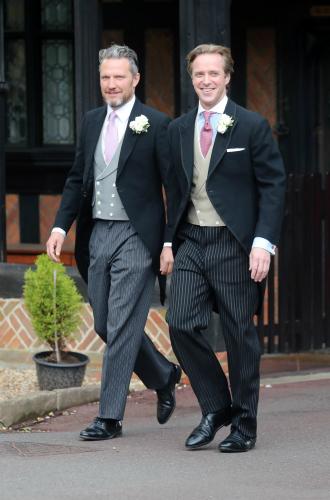 Фото №3 - Свадьба Леди Габриэллы Виндзор и Томаса Кингстона
