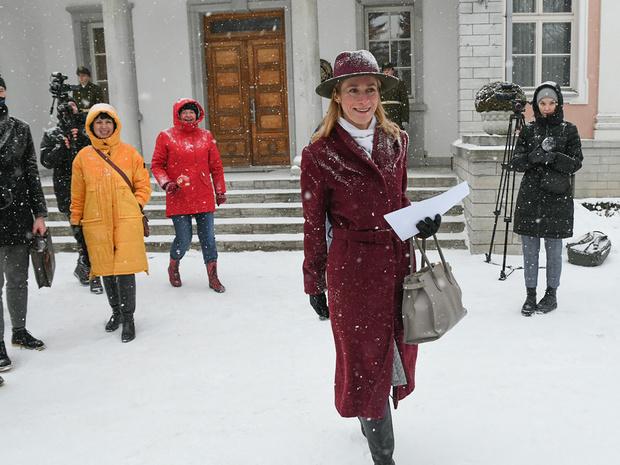 Фото №2 - 5 фактов о Кае Каллас— первой женщине, ставшей премьер-министром Эстонии
