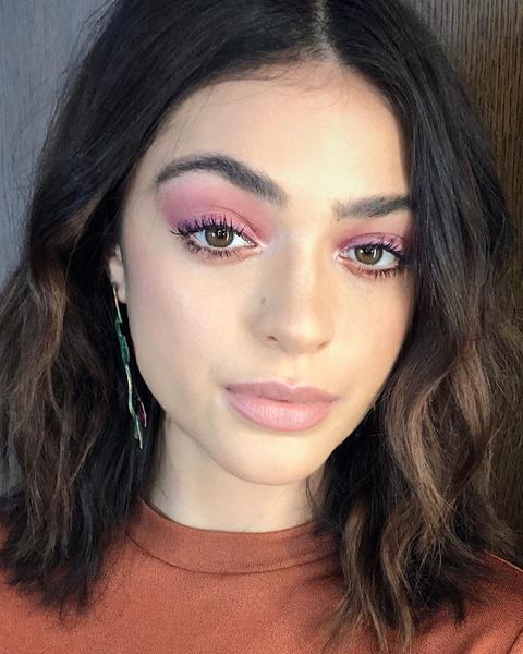 Фото №7 - Spring rose: как сделать нежный макияж в розовых тонах