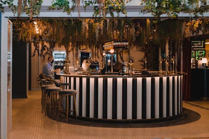 Фото №7 - Новый ресторан «четыре в одном» в Мадриде