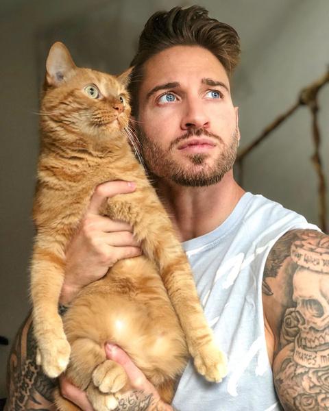 Фото №1 - Самые сексуальные бородачи Instagram: 50 горячих фото