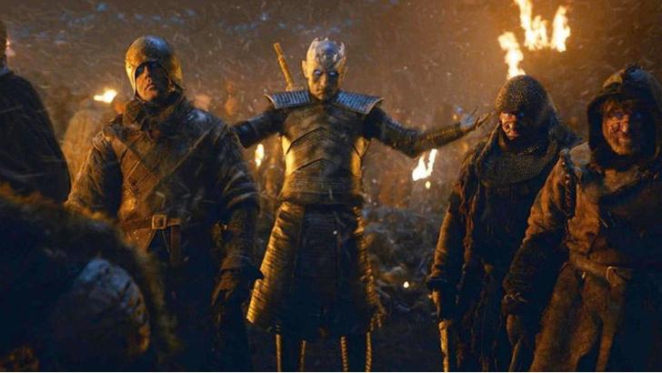 Фото №1 - HBO отказался от сериала-приквела «Игры престолов» про белых ходоков