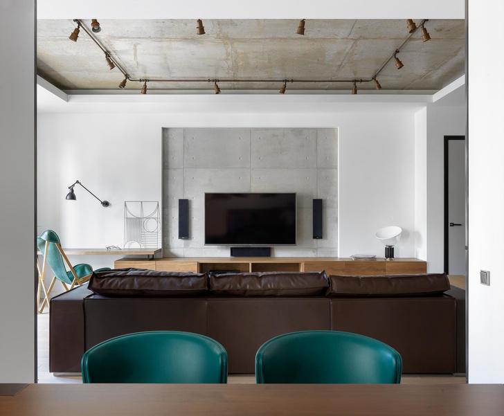 Фото №2 - Оформление потолка: 5 стильных идей