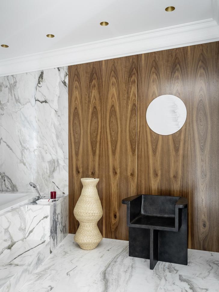 Фото №9 - Instagramable: квартира с предметами искусства в Москве