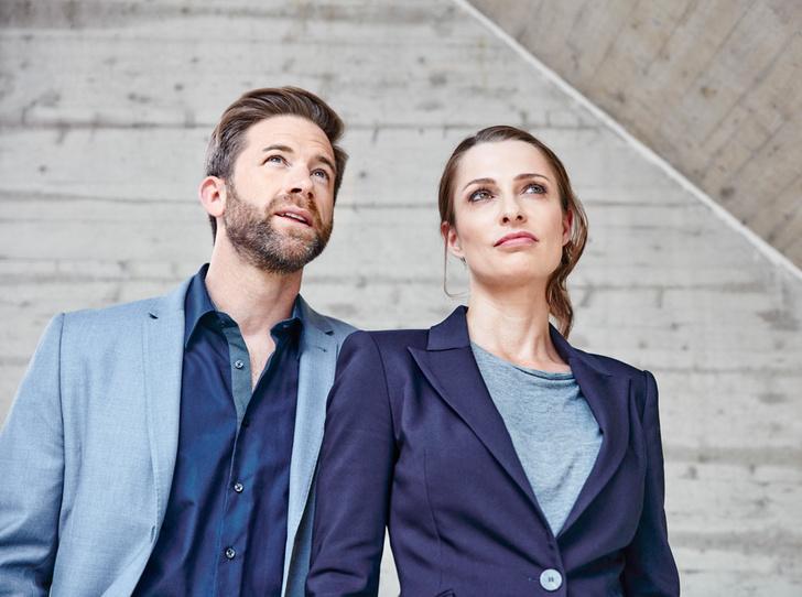 Фото №1 - Почему брак и деловое партнерство – это одно и то же (и как опыт семейной жизни может помочь в бизнесе)