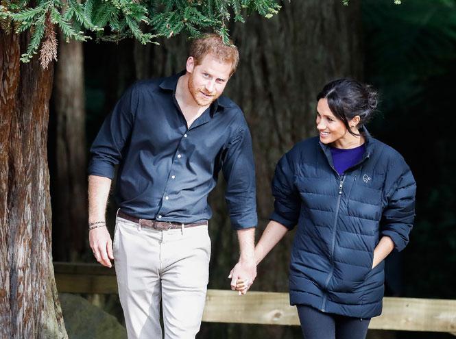 Фото №2 - На радость бабушке: почему уход Гарри и Меган выгоден британской монархии
