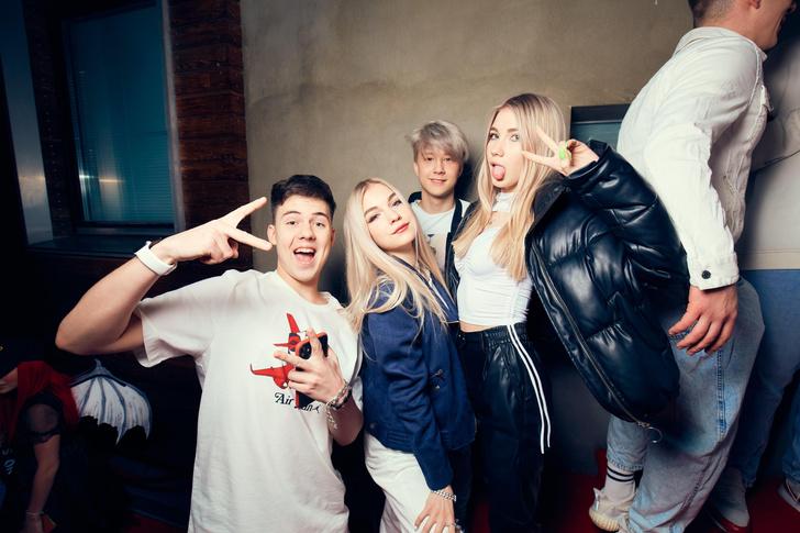 Фото №6 - Егор Шип, Даня Милохин, Марьяна Ро и Ваня Дмитриенко— кто еще отрывался на дне рождения XO Team