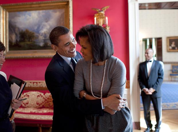 Фото №5 - Неожиданный секрет долгого брака Мишель и Барака Обамы