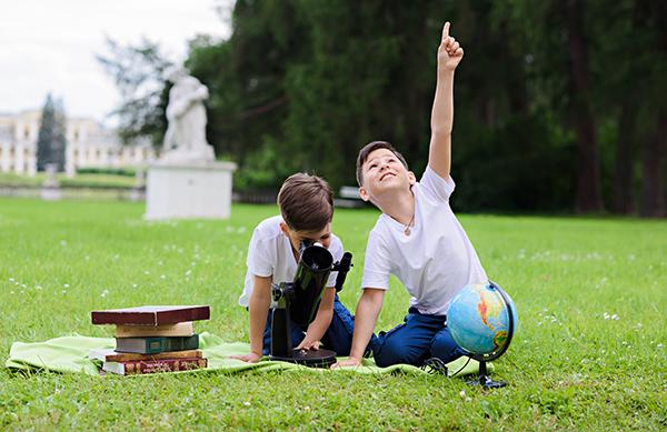 Фото №1 - «Скородум»: с детьми— к знаниям, а не со знаниями— к детям