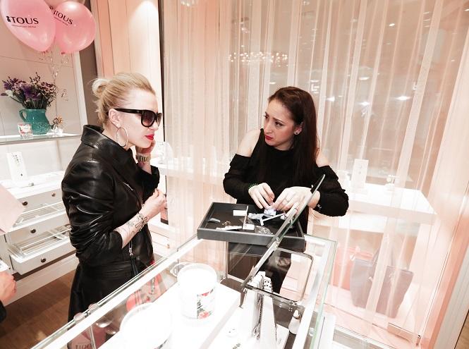 Фото №8 - В Москве открылся новый флагманский бутик TOUS