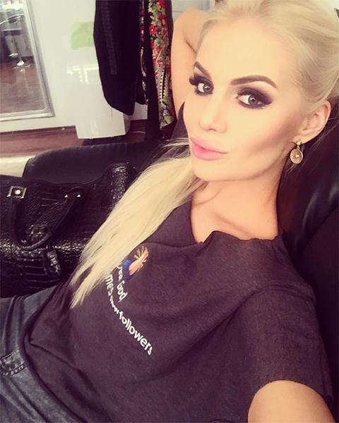 Алена Вражевская, фото