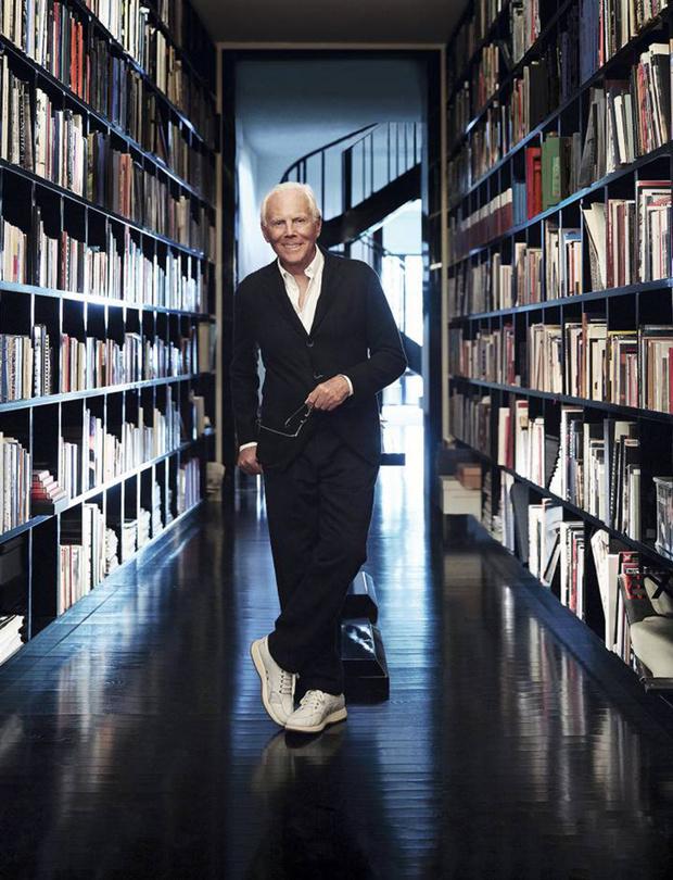 Фото №19 - Как живет Джорджо Армани: дома итальянского кутюрье