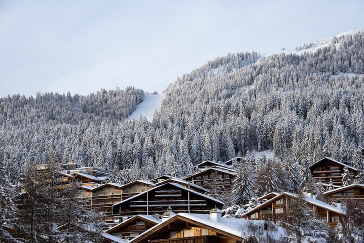 Фото №1 - Швейцария и ее необычные зимние развлечения, которые ждут вас прямо сейчас