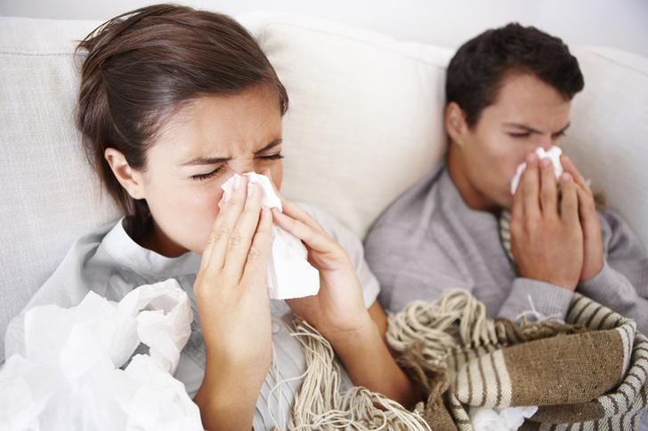 Фото №1 - Недостаток сна повышает риск заболеть гриппом