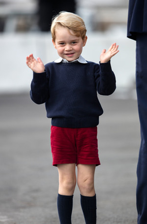 Фото №10 - Джордж-первоклашка: все самое интересное о школе юного принца