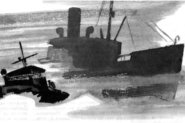 Фото №1 - Сухопутный моряк