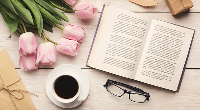 Читаем в марте: книжные новинки для вдохновения