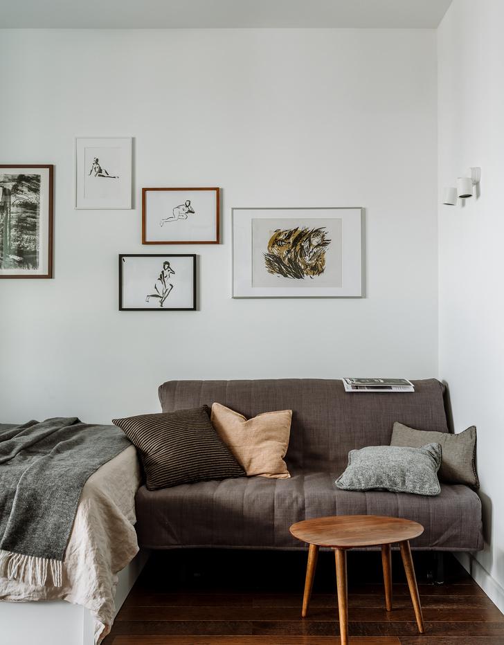 Фото №11 - Уютная квартира 35,7 м² в скандинавском стиле