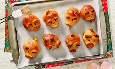 Фигурные булочки