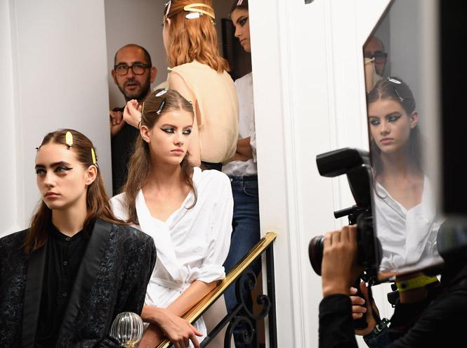 Фото №4 - Индивидуальный подход: макияж показа Dior Haute Couture AW'16-17
