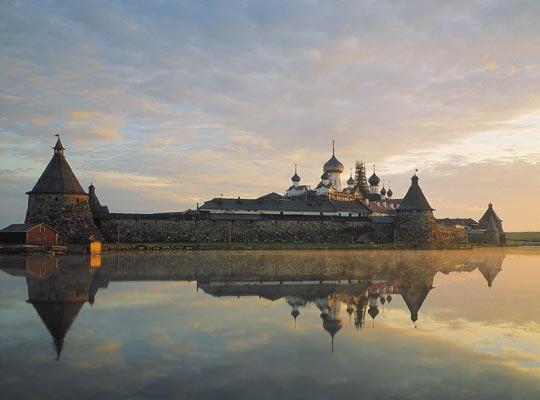 Фото №1 - Своя земля на Белом море